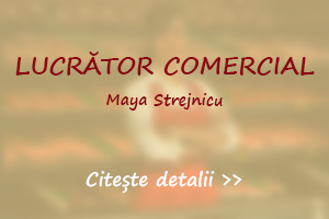 Post vacant lucrator comercial